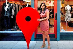 Boutique Google Map